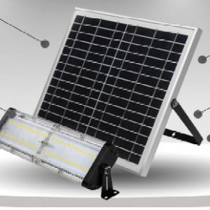 מוצרי תאורה סולרית
